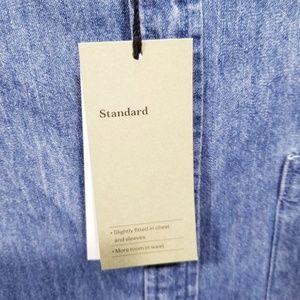 Goodfellow Shirts - |Goodfellow| Mens Denim Shirt  NWT